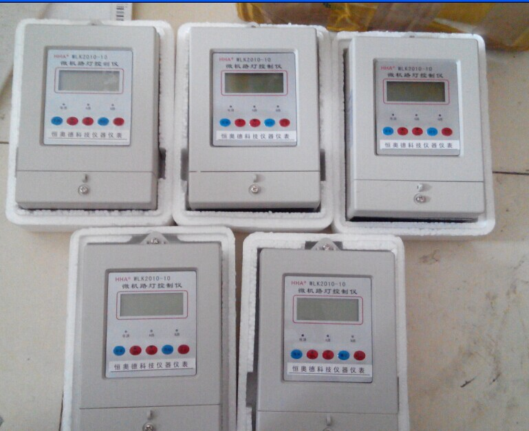 微机路灯控制仪新款ldx-hh-wlk2010-10