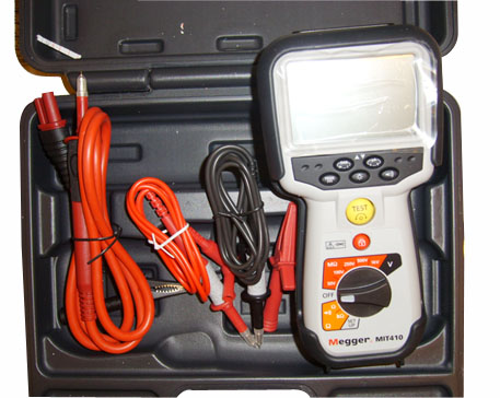 电阻测量仪表-mit481 绝缘电阻测试仪
